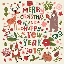 happy new year card design 2016 01 tags labels