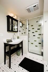 Modern Bathroom Wastebasket Modern Bathroom Tile Bathroom Contemporary With Sinks