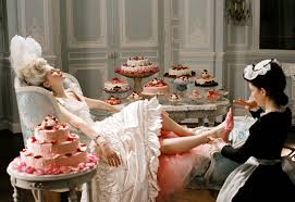 let them eat cake u0027 from marie antoinette to a clockwork orange a