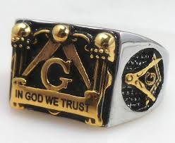 Designs In God We Trust 2018 Freemason Masonic Ring For In God We Trust Master