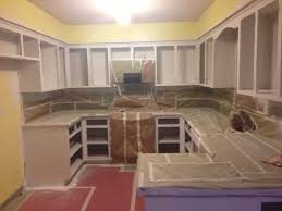Kitchen Cabinet Refinishing Atlanta by Refinishing Kitchen Cabinets Awesome Budget Idea How To Reface