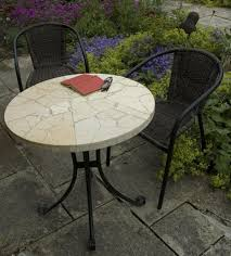 All Weather Patio Furniture Home Design Attractive Stone Table Top Patio Furniture Nice
