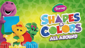 Image Threewishes Theend Jpg Barney by Shapes And Colors All Around Barney Wiki Fandom Powered By Wikia