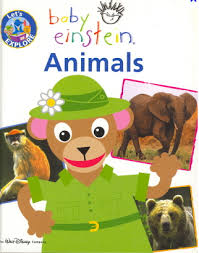 baby books online animals baby einstein let s explore by rent book online