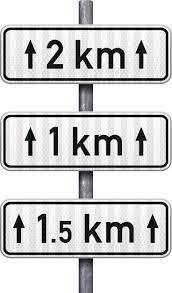 converting kilometers to meters worked sample problem