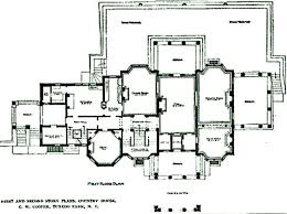 Gilded Age Mansions Floor Plans 1080 Best Old Houses Images On Pinterest Architecture Plan