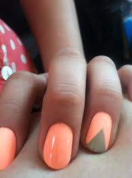 one of the owners own self mixed nail colors yelp