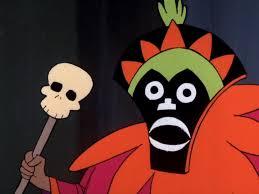 witch doctor tiki scare fair scoobypedia fandom