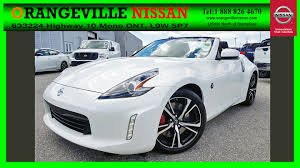 nissan convertible black orangeville nissan vehicles for sale in orangeville on l9w 5p7