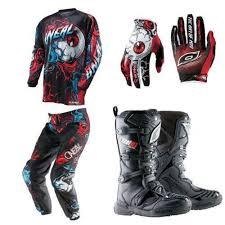 s moto x boots motocross gear ebay
