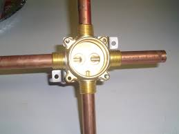 delta shower valve installation up youtube