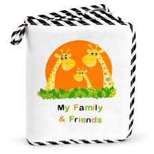 friends photo album baby s my family friends photo album giraffe family