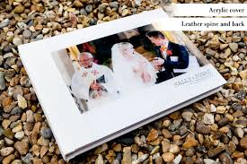 Leather Bound Wedding Album Luxury Wedding Albums U2013 Cecelina Photography Fine Art Wedding