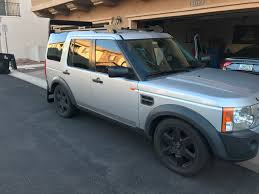 land rover discovery 2007 land rover lr3 hse 2007 build overland bound community