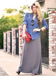 how to style 1 maxi dress in 7 different styles