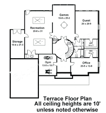 articles with house plans with office off master tag house plan