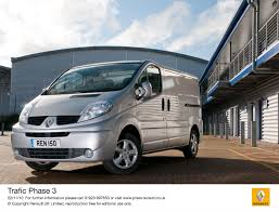 renault minivan new renault trafic van the next gear
