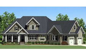 Angled House Plans Plan 46252la Second Floor Office And Bonus Room Architectural