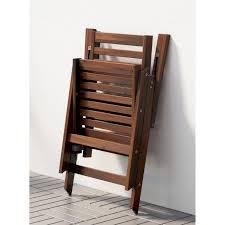 Ikea Applaro Table by Ikea 590 483 97 Applaro Table 4 Reclining Chairs Outdoor Brown