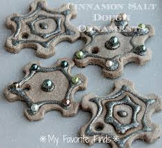 cinnamon salt dough decorations craftbnb