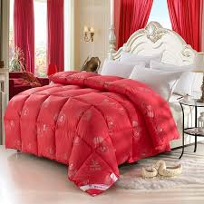 Best Goose Down Duvet Best Quality Fibrils Goose Down Duvet Winter Warm Chinese Silk