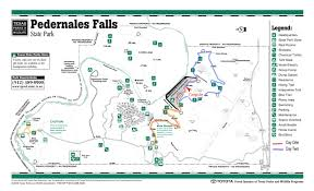 Valley Of Fire State Park Map by One Man U0027s Rambles Pedernales Falls State Park Review Johnson