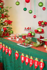 Christmas Banquet Decorations Table Decorations For Christmas Parties Billingsblessingbags Org