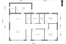 simple floor plans for homes image of simple floor plan 2d floor plans roomsketchersimple floor