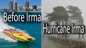 miami bureau of tourism miami florida usa gets a category 4 hurricane irma before the