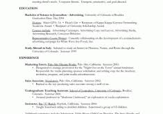 chronicle resume example chronological resume top resume examples listed by style