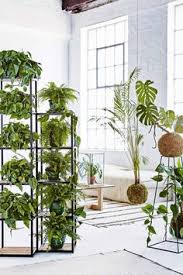 vertical metal plant stand 13 tiers display plants