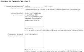 moodle plugins directory generico filter
