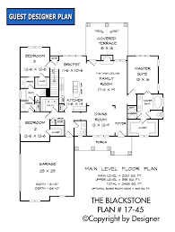blackstone house plan house plans by garrell associates inc