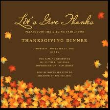 35 best thanksgiving invitations images on