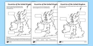 differentiated countries of the united kingdom labelling