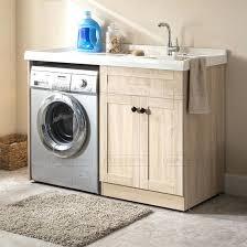 lave linge dans la cuisine meuble cache lave linge almarsport com