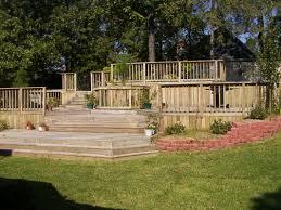 wood decks minden bossier city shreveport la sunset decks