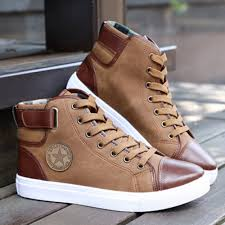 men shoes sapatos tenis masculino male autumn winter front lace up
