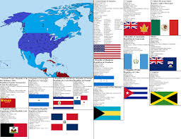 North America Continent Map by Aftermath Timeline North America Map By Tylero79 On Deviantart