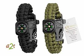 survival paracord bracelet kit images 1 best value for money a2s survival kit paracord bracelet set of jpg