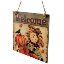 aliexpress buy sdfc rustic wooden plaque thanksgiving