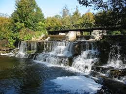 Mississippi waterfalls images Waterfalls of ontario v5 mill falls on mississippi jpg