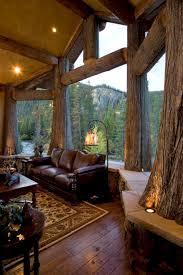 log home interior design rustic cabin decorating ideas