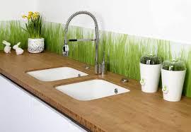 plan de travail en bambou pour cuisine 10 crédences avec plan de travail en bois bnbstaging le