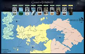 Essos Map Essos With Map Of Game Thrones World Roundtripticket Me