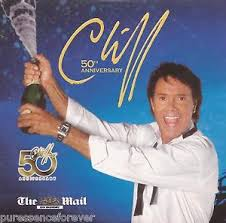 50th anniversary photo album cliff richard cliff 50th anniversary uk 12 tk cd album mail