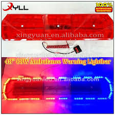 led security light bar used led security emergency light bar for police fire truck