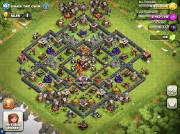 zachuva u0027s clash of clans farming at 3000 balloonions free to