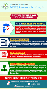 business owner insurance commercial insurance quotes in los angeles infographic