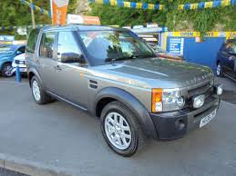 Used Land Rover Discovery 3 Tdv6 Xs Grey 2 7 Estate Bridgend